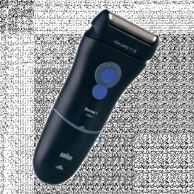BRAUN Električni brijač 130S-1  Crna