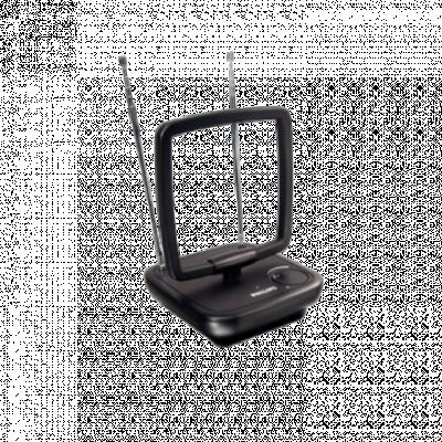 PHILIPS Antena SDV5120/12  Unutrašnja, 36 dB, UHF/VHF/FM, 1.8 m