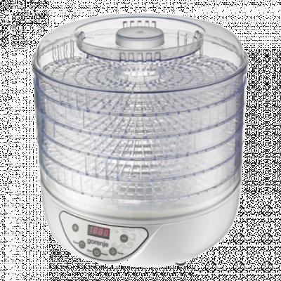 GORENJE Aparat za sušenje hrane - Dehidrator FDK 24 DW  240 W, 5 polica