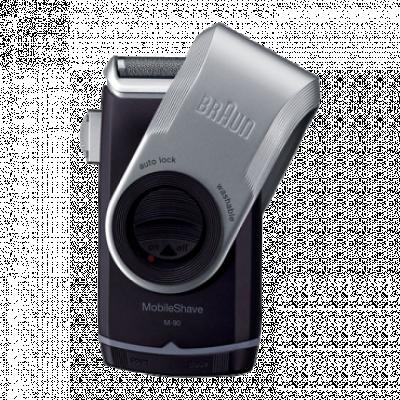 BRAUN Električni brijač M 90  Crna/Siva