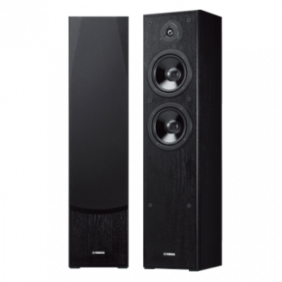 YAMAHA NS-F51 Zvučnici (Crna)  80W, Prednji zvučnici, Dvosistemski, 6Ω
