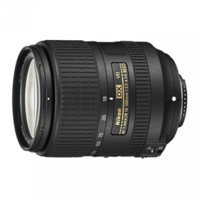 Objektiv NIKON DX AF-S NIKKOR 18-300mm f/3.5-6.3G ED VR - JAA821DA,  Nikon F bajonet, APS-C, 18-300 mm, f/3.5-6.3