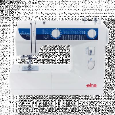 ELNA Mašina za šivenje Elna 240 eXplore  Standard, Bela/Plava
