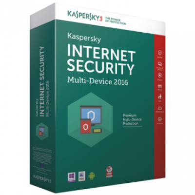 Softver KASPERSKY Internet Security - multi-device (Fizička lica)  Kućni korisnici