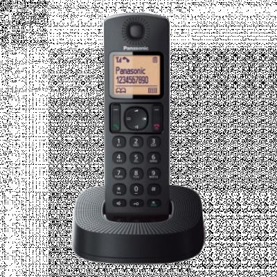 PANASONIC DECT KX-TGC310FXB  Bežični telefon, Crna