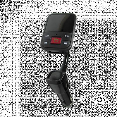FM Transmiter XWAVE BT68 (Crna) -  MP3, WMA, microSD, 3.5 mm Line-In, 2xUSB