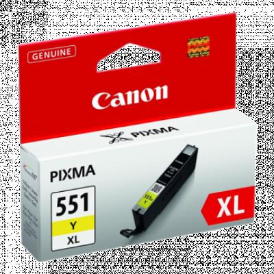 CANON Kertridž CLI-551XL Y (Žuti)