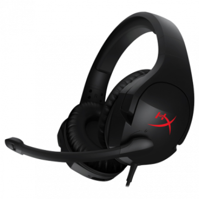 HYPERX gejmerske slušalice Cloud Stinger - HX-HSCS-BK/EM  3.5mm (četvoropolni) + adapter 2 x 3.5mm, Stereo, 18Hz - 23kHz, 50mm