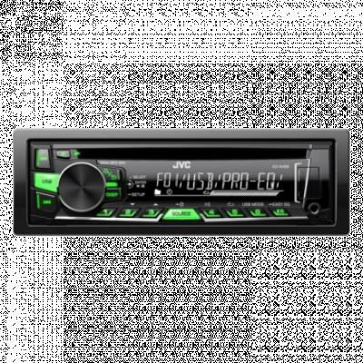 Auto radio JVC KD-R469EY,  Tjuner/CD/USB/AUX, MOSFET 4 x 50W, MP3, WMA, WAV, FLAC, 1 DIN