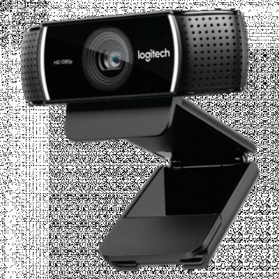 LOGITECH Webcam C922 Pro Stream - 960-001088  2.0 Mpix, USB 2.0