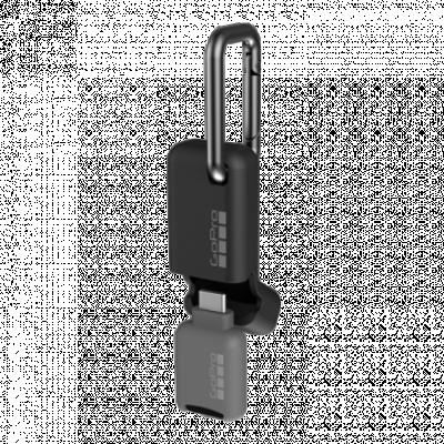 Oprema za akcione kamere GOPRO Quik Key (USB-C) Mobile microSD Card Reader - AMCRC-001-EU