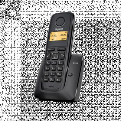 GIGASET A120 (Crna)  Bežični telefon