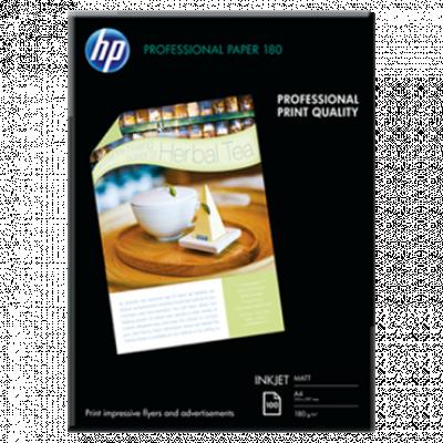HP papir Professional Mat Inkjet - Q6592A  A4, 100 listova, 180 g/m²