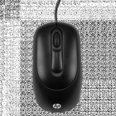 HP Žični miš X900 (Crni) V1S46AA  USB, Optički, 1000 DPI