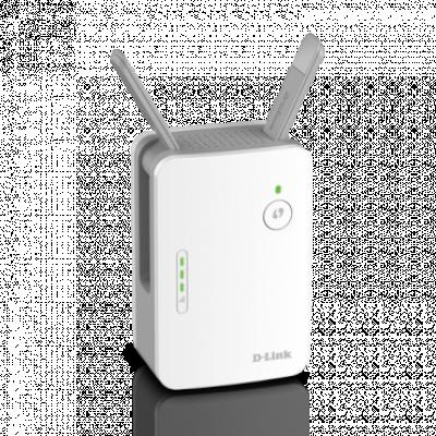 D-LINK DAP-1620  Range Extender, 802.11 a/ac, do 1200Mbps, Dual Band (2.4 GHz & 5 GHz)