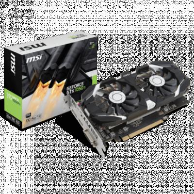 Grafička karta MSI nVidia GeForce GTX 1050 TI OC 4GB GDDR5 128bit - GTX 1050 TI 4GT OC  Nvidia GeForce GTX 1050 Ti, 4GB, GDDR5, 128bit