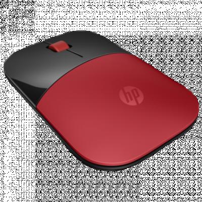 HP bežični miš Z3700 (Crveni) - V0L82AA  Optički, 2400dpi, 2.4GHz