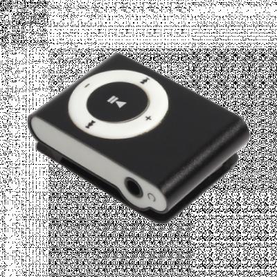 GIGATECH MP3 plejer (Crni) - GMP-03  microSD, Crna