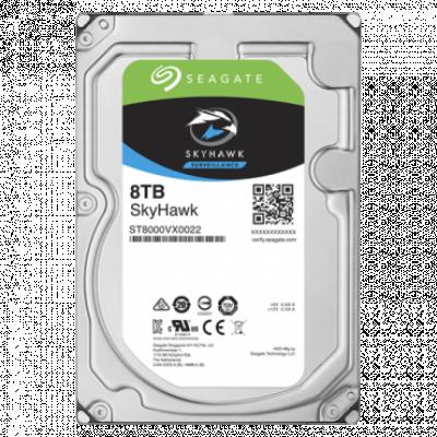 """Hard disk SEAGATE 8TB, 3.5"""", SATA III, 256MB, 7200rpm SkyHawk Surveillance - ST8000VX0022  Interni, 3.5"""", SATA III, 8TB HDD"""