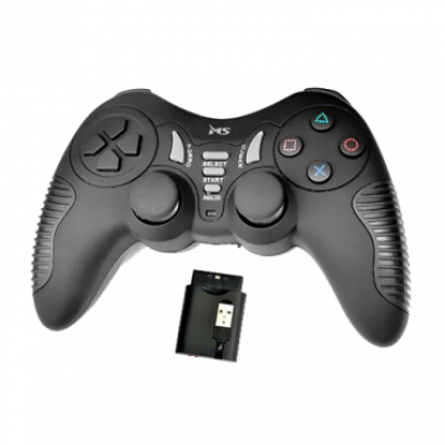MS INDUSTRIAL gamepad CONSOLE 2 (Crni)  Wireless, Windows. PlayStation, Xbox, Android