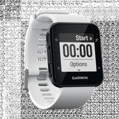 GARMIN Sportski GPS sat za trčanje Forerunner 35 - 010-01689-13  Bela, Punjiva Li-Ion, 128 x 128 px