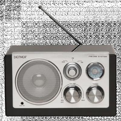 DENVER TR-61 Radio (Crna)  Radio aparat
