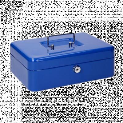 TIP TOP OFFICE Kasa za novac CB320 M - TTO 404312 (Plava)  Plava, M, Metal
