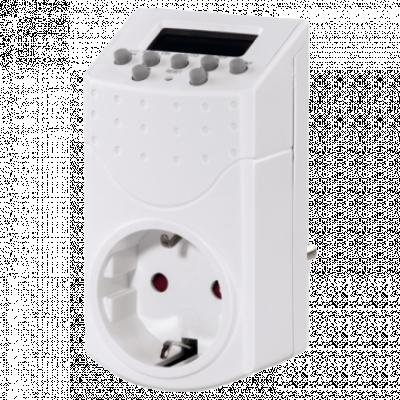 HAMA Mini digitalni nedeljni tajmer (Beli) - 00121951