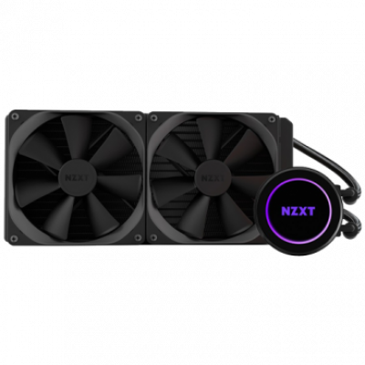 NZXT vodeno hlađenje procesora KRAKEN X62 - RL-KRX62-02  CPU, Vodeno hlađenje, 140 x 140 x 26 mm