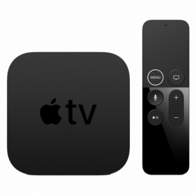 APPLE TV 4K 64GB - mp7p2mp/a  Apple TV Box, Crna