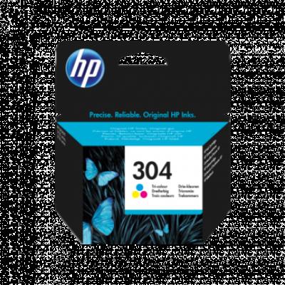 HP Kertridž No.304 Tri-color - N9K05AE