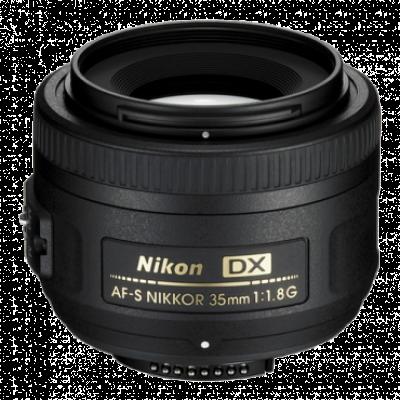 Objektiv NIKON Objektiv AF-S DX NIKKOR 35mm f/1.8G  35 mm, f/1.8