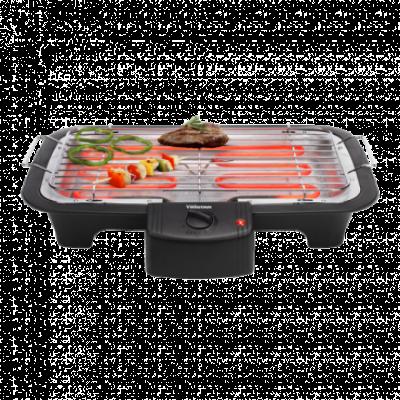 TRISTAR Električni roštilj BQ-2813  Crna, 2000 W