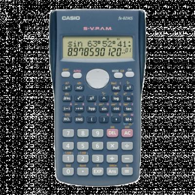 CASIO Kalkulator FX-82MS (Plavi)  Kalkulator matematički, Plava