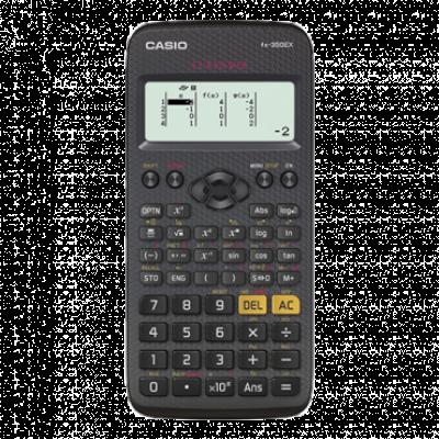 CASIO Kalkulator FX-350EX (Crni)  Kalkulator matematički, Crna