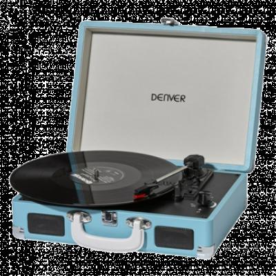 DENVER VPL-120 Gramofon (Plavi)