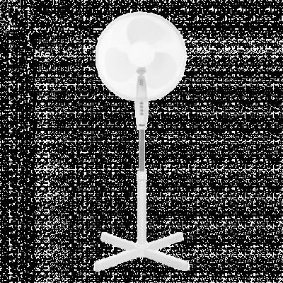 TRISTAR Ventilator VE-5893  Podni, Bela, 45 W, 40 cm