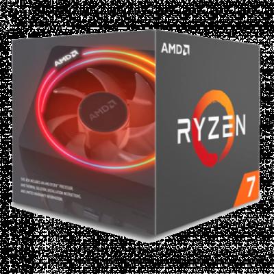Procesor AMD Ryzen 7 2700X 3.7 GHz (4.3GHz)  AMD® AM4, AMD® Ryzen 7, 8