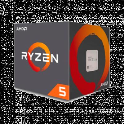Procesor AMD Ryzen 5 2600X 3.6 GHz (4.2GHz)  AMD® AM4, AMD® Ryzen 5, 6