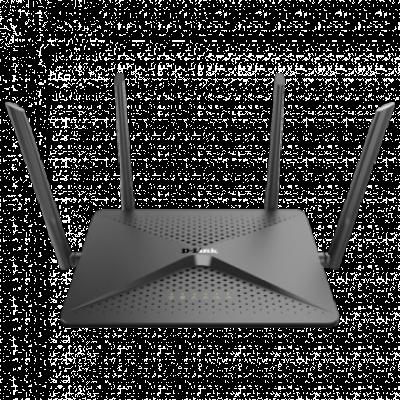 D-LINK Ruter DIR‑882  Wireless, 802.11 a/ac, do 1734Mbps, Dual Band (2.4 GHz & 5 GHz)
