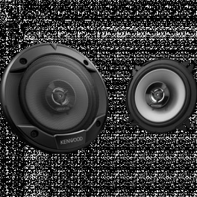 KENWOOD Auto zvučnici KFC-S1366  13 cm, 2-sistemski, 260 W, 30 W