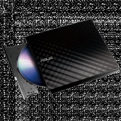 Optički uređaj ASUS Eksterni DVD-RW SDRW-08D2S-U Lite (Black)  Eksterni, DVD rezač