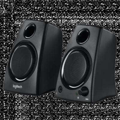 LOGITECH Z130 2.0 zvučnici - 980-000418  2.0, 5W, Plastika, Strujno