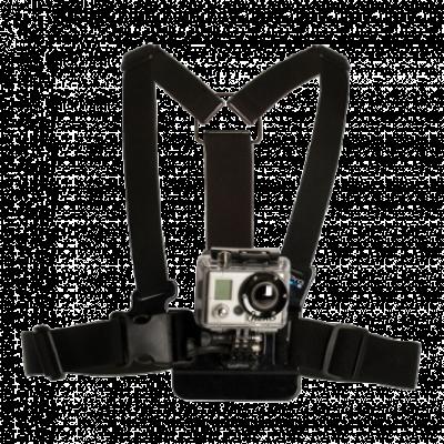 Oprema za akcione kamere GOPRO Chest Mount Harness - GCHM30-001  Nosač, Putovanje i porodica, Snežne avanture, Crna