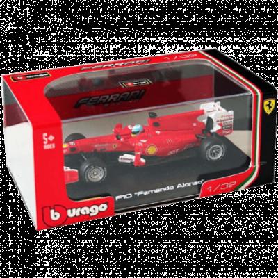 Maketa BURAGO Ferrari F1 - 46810  Vozila, 1:32, Formula 1, Muški