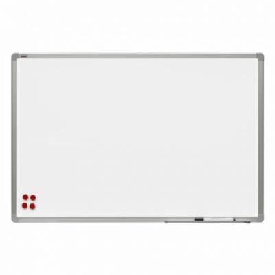 2x3 Tabla TSA1224 (Bela)  Bela tabla, 240 x 120 cm, Metal, Bela