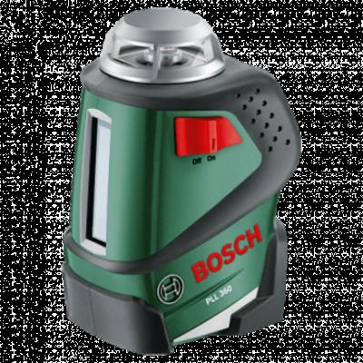BOSCH laser za linije PLL 360 - 0603663020  2, 20 m, ± 0,4 mm/m, ± 4 °
