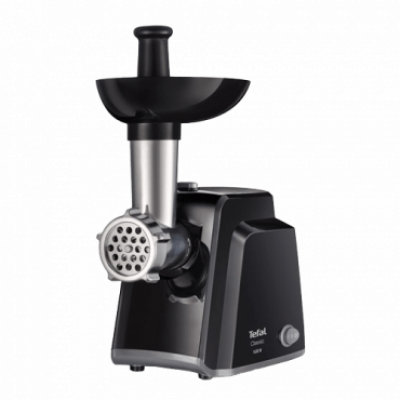 TEFAL Mašina za mlevenje mesa Classic NE105838  Inox/Crna, 1400 W