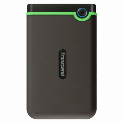 """TRANSCEND StoreJet® 25M3 TS1TSJ25M3S Eksterni HDD  1TB, Siva, 2.5"""", USB 3.1"""