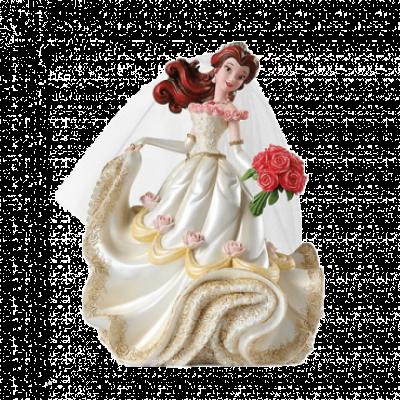 ENESCO Belle Wedding Figurine - 4045444  Disney, 21 cm